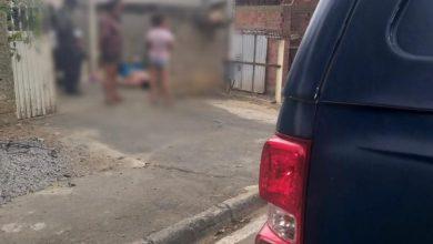 Foto de Homem é baleado no Tupy; GM acredita em acerto de contas