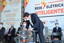 Foto de Paraná investe R$ 820 milhões para modernizar distribuição de energia
