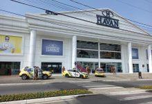 Foto de Furto frustrado na loja Havan em Araucária acaba em trocas de tiros com a polícia