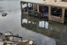 Foto de Com reservatório de água baixo, ônibus 'abandonado' é encontrado em pedreira de Campo Largo