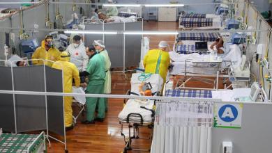 Foto de Covid-19: Brasil tem 125,5 mil mortes e 4 milhões de casos acumulados