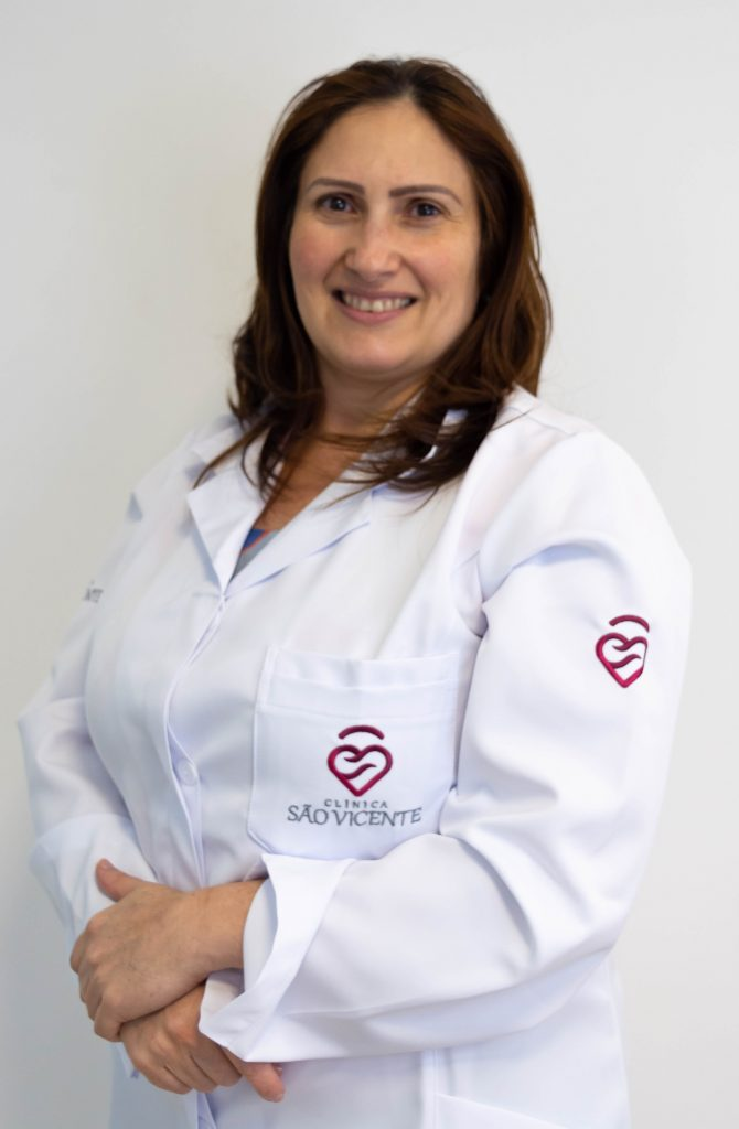 Dra Cláudia Borges Rodrigues – Médica Pediatra – CRM 24.084